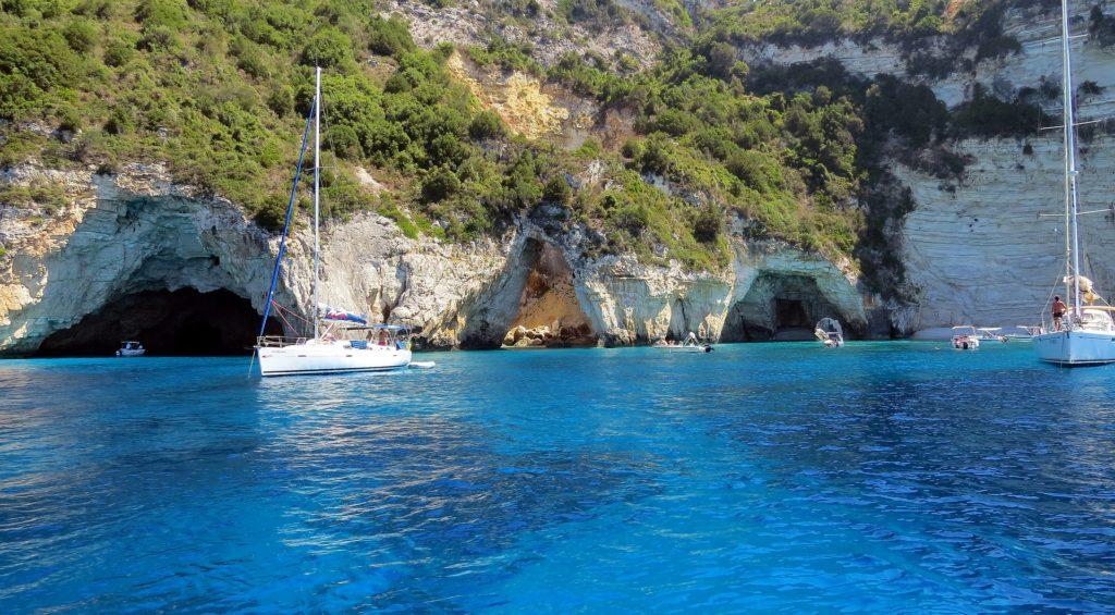 paksi, ostrvo, grcka, jonsko more, letovanje
