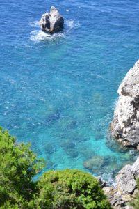 krf, grcka, ostrvo, letovanje, jonsko more,