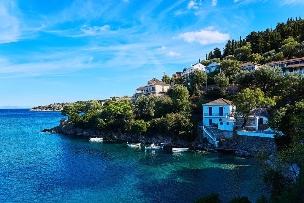 itaka, ostrvo, grcka, letovanje, jonsko more