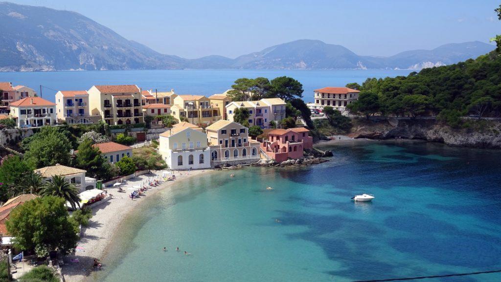 kefalonija, grcka, ostrvo, letovanje, jonsko more,