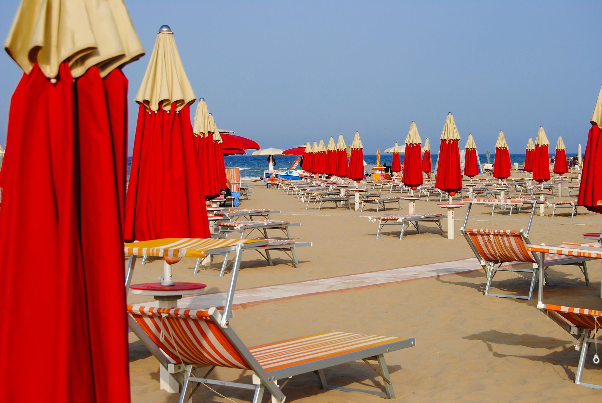 italija, letovališta, letovanje, odmor