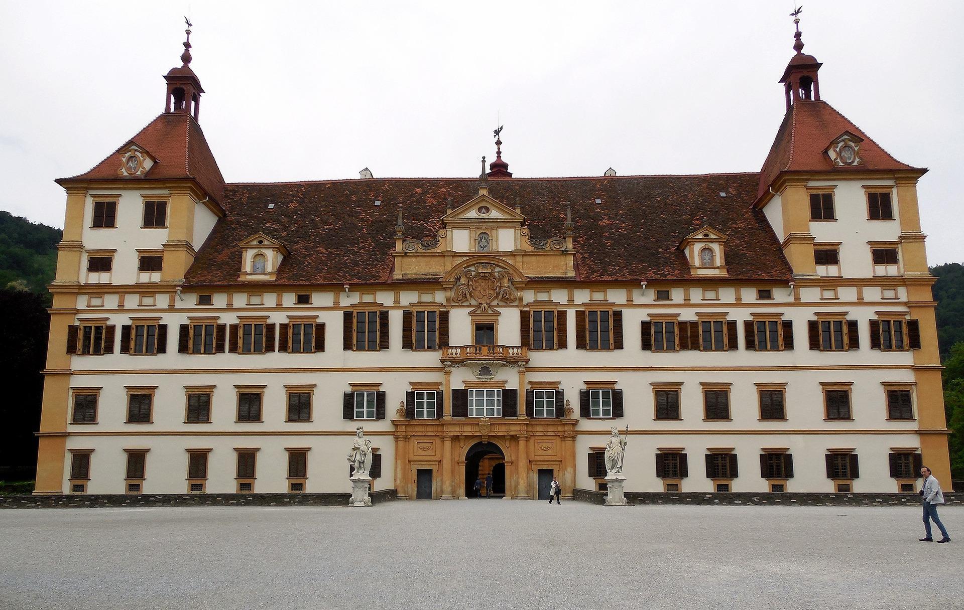 austrija, grac, grad, odmor, arhitektura